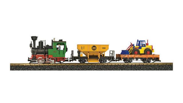Güterzug Starter Set, Sound, 230 Volt