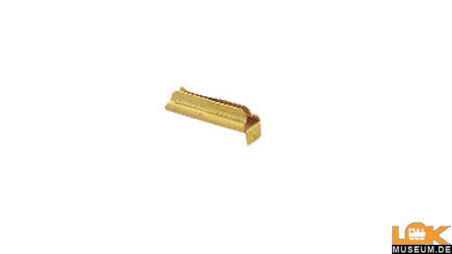 Metall-Schienenverbinder 10 Stück
