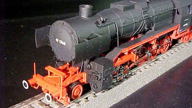 Schlepptenderlokomotive BR 42 der DRB