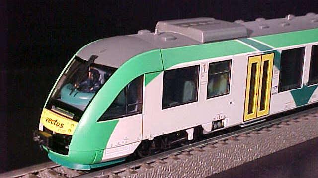 Dieseltriebwagen LINT 27 Vectus