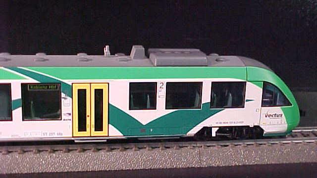 Dieseltriebwagen LINT 27 Vectus AC