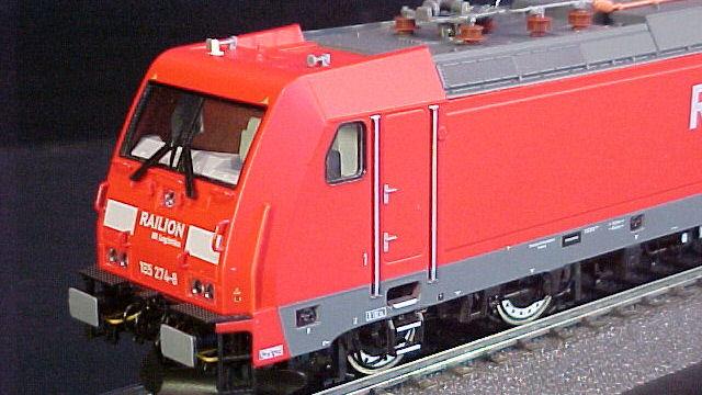 TRAXX Ellok BR 185.2 der DB AG