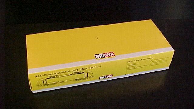 TRAXX Ellok BR 186 der DB AG