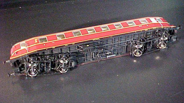 Triebwagenbeiwagen VB 147 der DB