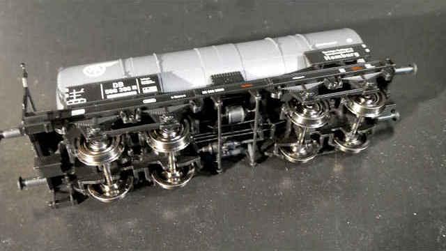 Kesselwagen VTG der DB