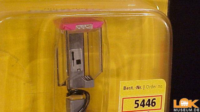Telefonzelle Telekom offen
