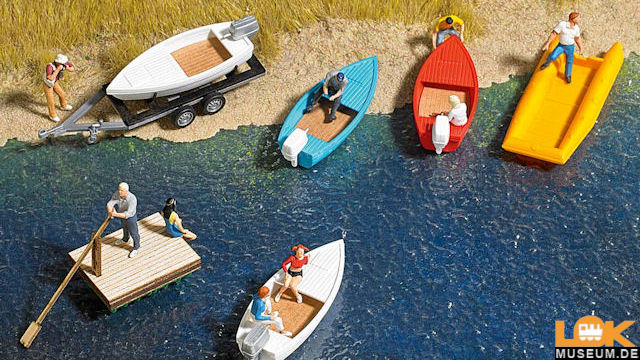 Boote-Set