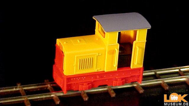 Diesel-Lokomotive Gmeinder 15/18