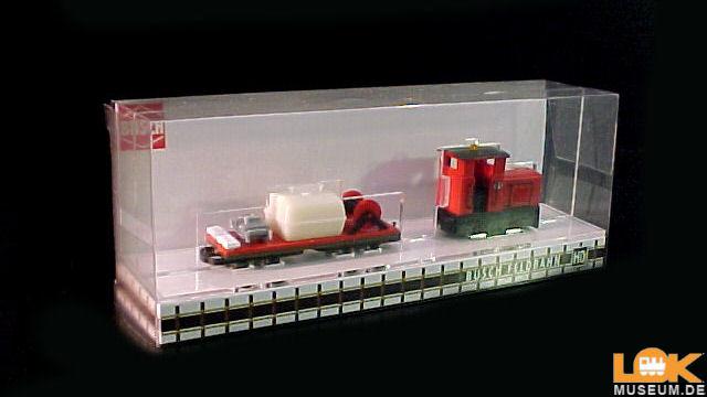 Feldbahn-Löschzug