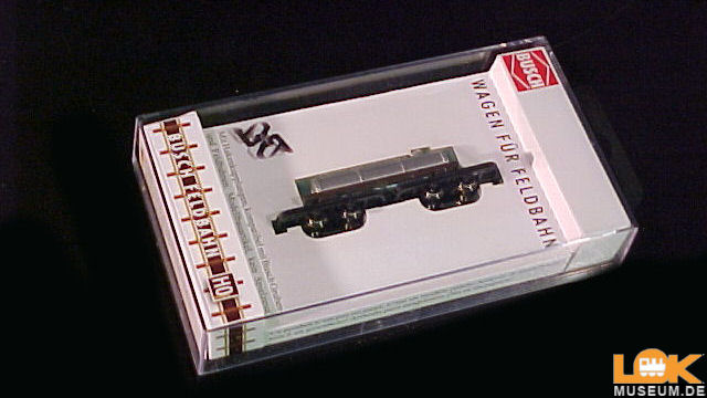 Drehgestell-Fasswagen