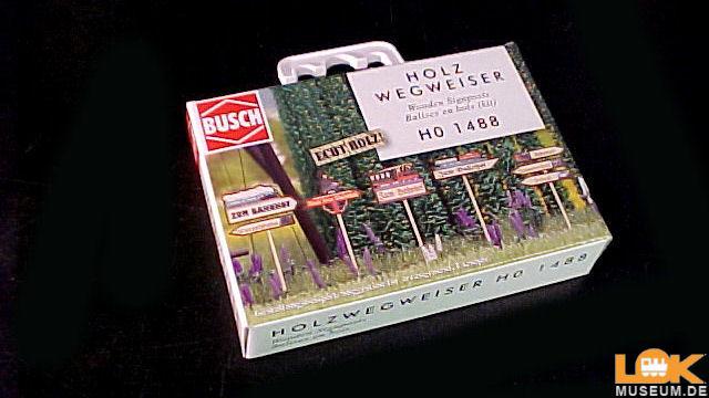 Holzwegweiser
