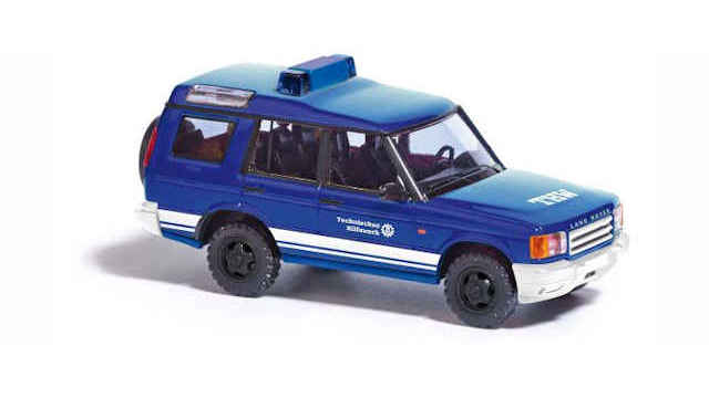 Land Rover Discovery THW