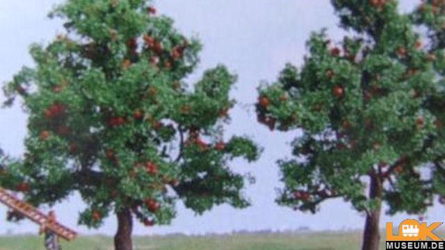 2 Apfelbäume