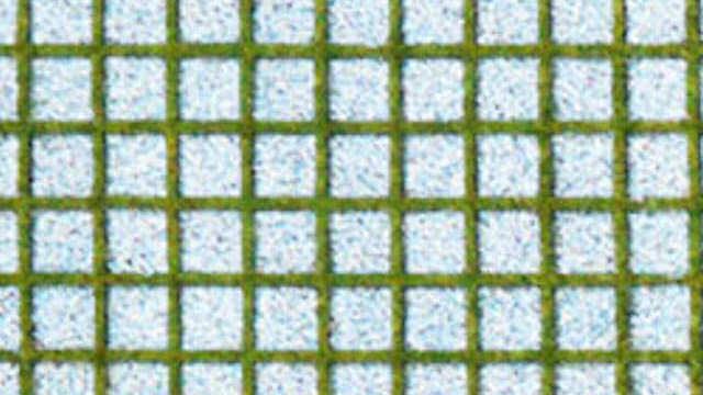 3-D-Dekorplatte Rasenverbundplatten