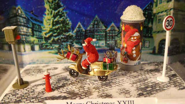 Kleindiorma: Merry Christmas XXIII