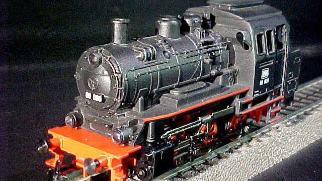 Tenderlokomotive BR 89 der DB