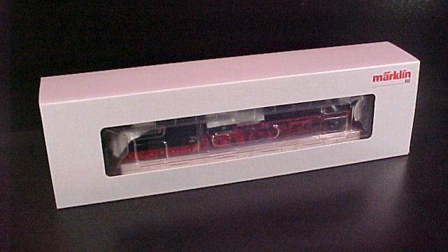Dampflokomotive BR 41 der DB