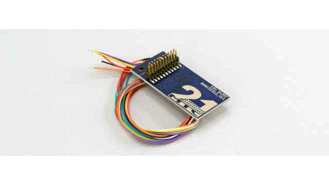 Adapterplatine 21MTC für 8 verstärkte Ausgänge