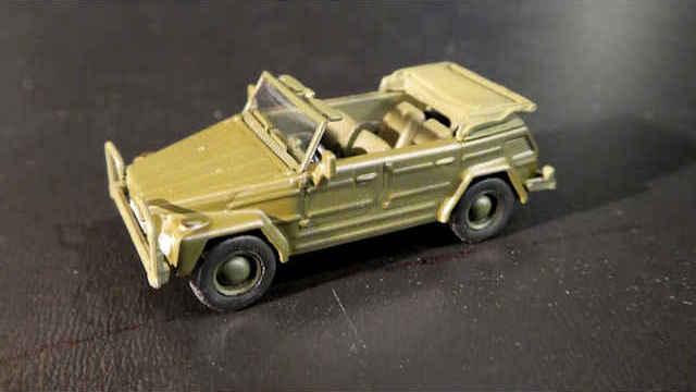 VW 181 BW offen