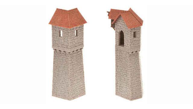 2 Altstadt-Wehrtürme