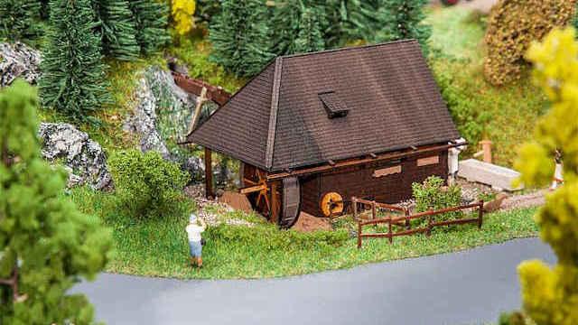 Mühle Hübschental