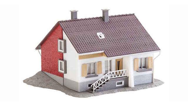 Wohnhaus mit Terrasse