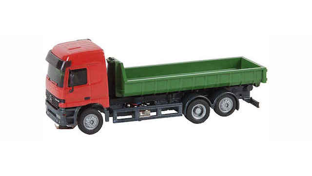 LKW MB Actros LH 96 Abrollcontainer