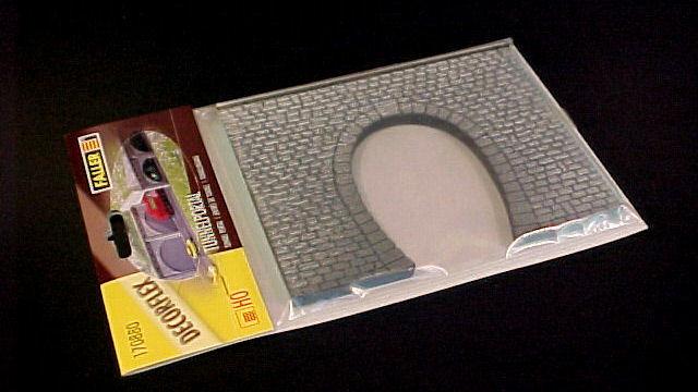 Dekorplatte Tunnelportal Profi 1-gleisig