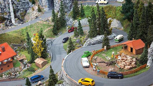Straßen- und Geländebau-Spachtelmasse