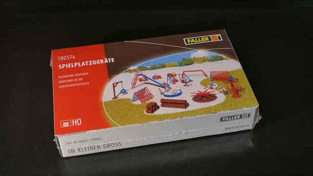 Spielplatzgeräte