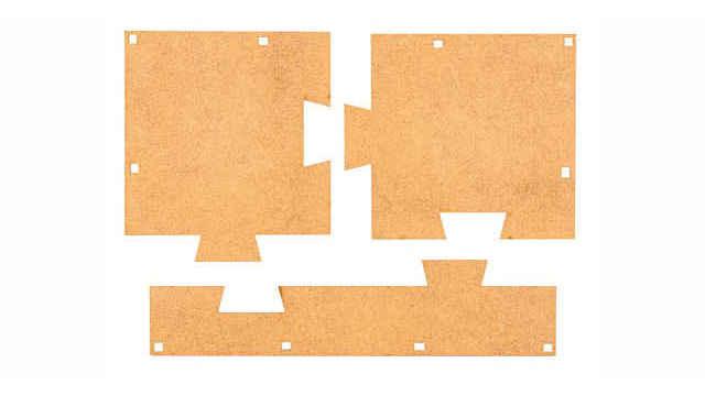 Bodenplatten Basis-Set Goldbeck