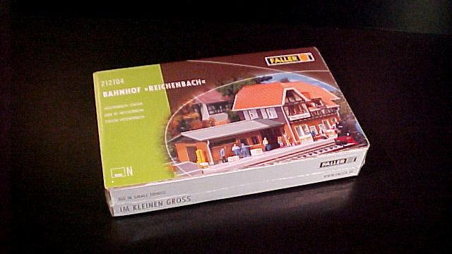 Bahnhof Reichenbach