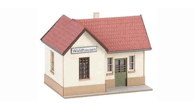 Haltepunkt Waldhausen