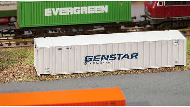 Rib-Side Container GENSTAR