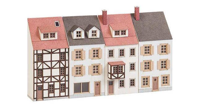 Kleinstadthäuser