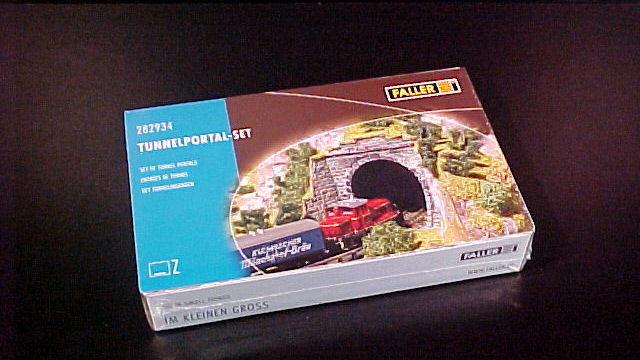 Tunnelportal-Set