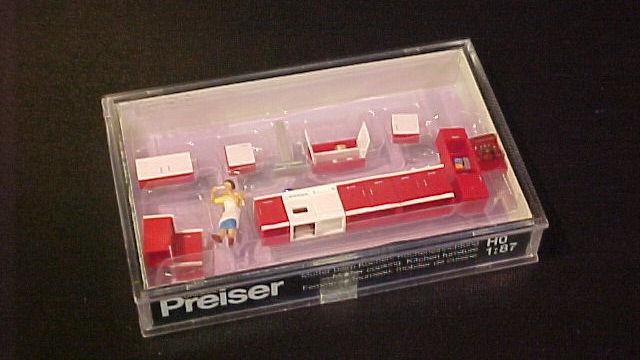 1//87 Brekina BMW 1800 TISA Quester Europameister 1992 #2 SONDERPREIS 9,99 €