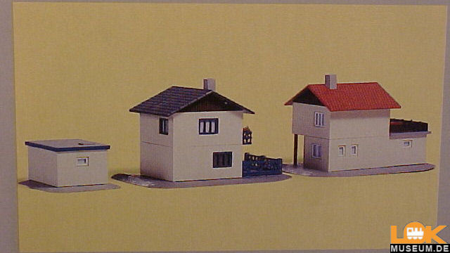 2 Vorstadthäuser