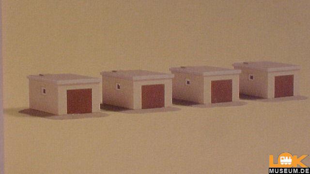 4 Garagen