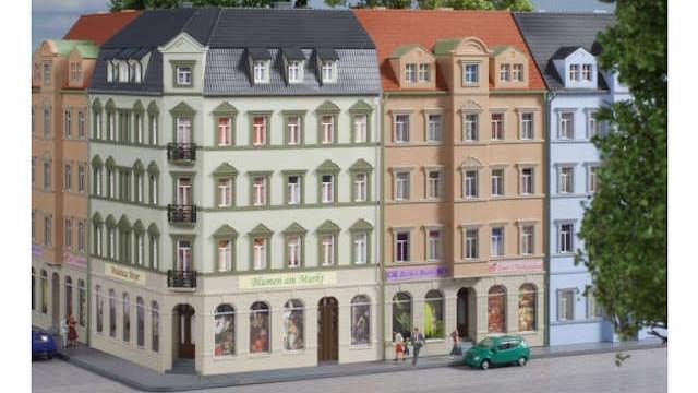 Eckhaus Ringstraße 1