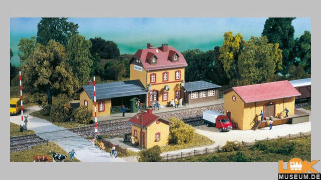 Startset Bahnhof Wachstädt