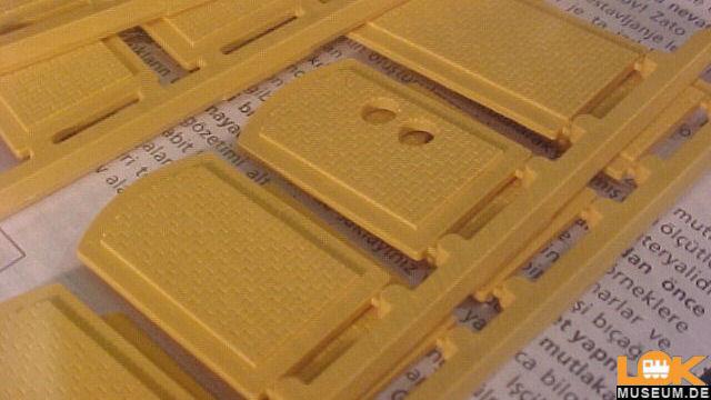 Blindfenster gelb
