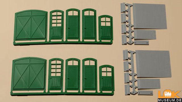 Tore Türen Stufen Rampen