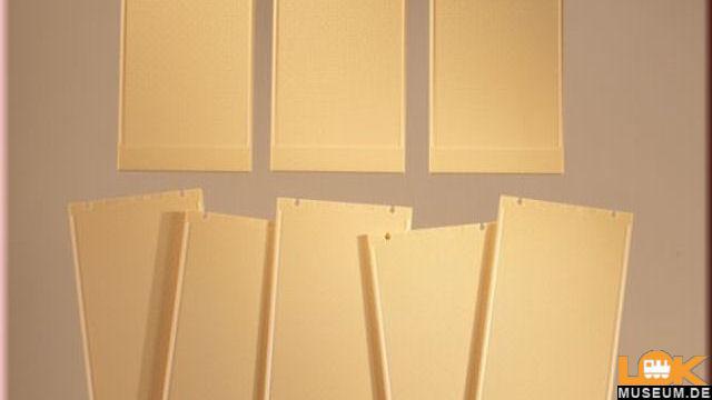 Wände 2342M gelb