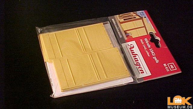 Wände 2342I gelb