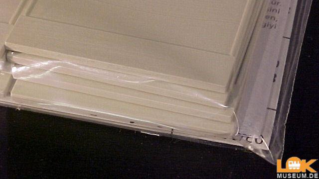 Wände 2342E geputzt