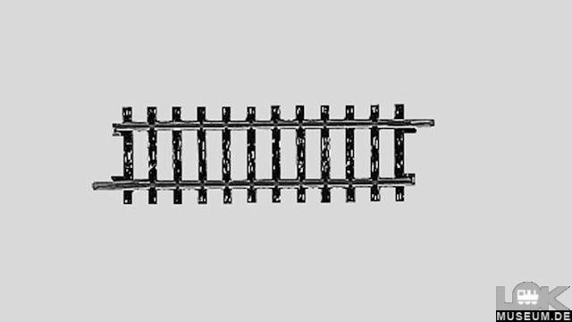 K-Gleis gerade 90 mm