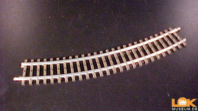 K-Gleis gebogen R 360 mm