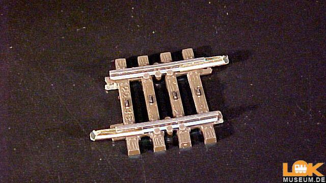K-Gleis gebogen R 424,6 mm