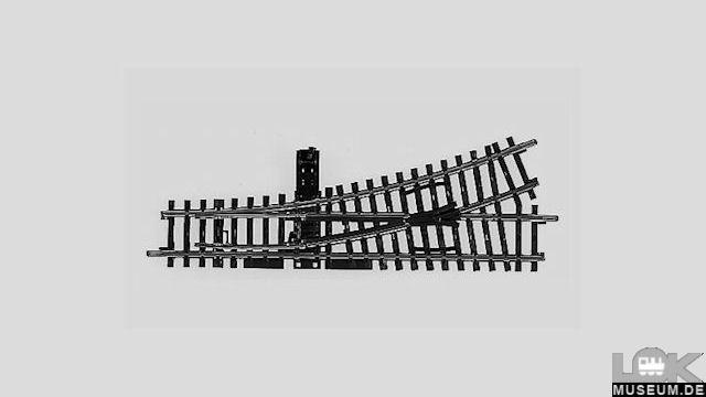 K-Gleis Weiche links